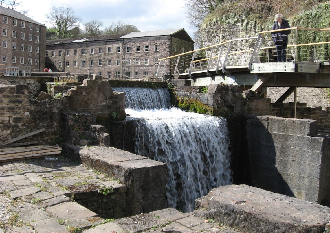 Derwent Valley Mills at Cromford