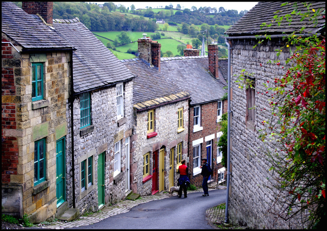 Walk the Ginnels and Footpaths of Wirksworth