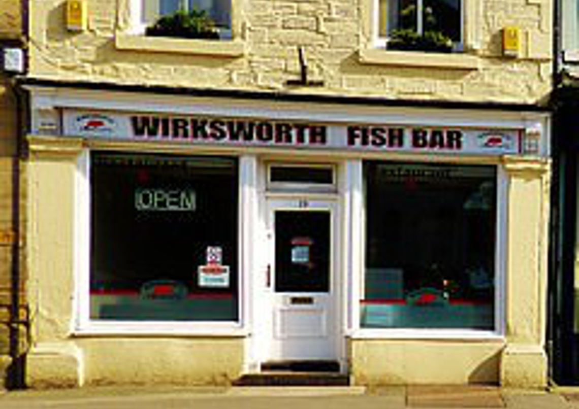 Wirksworth Fish Bar