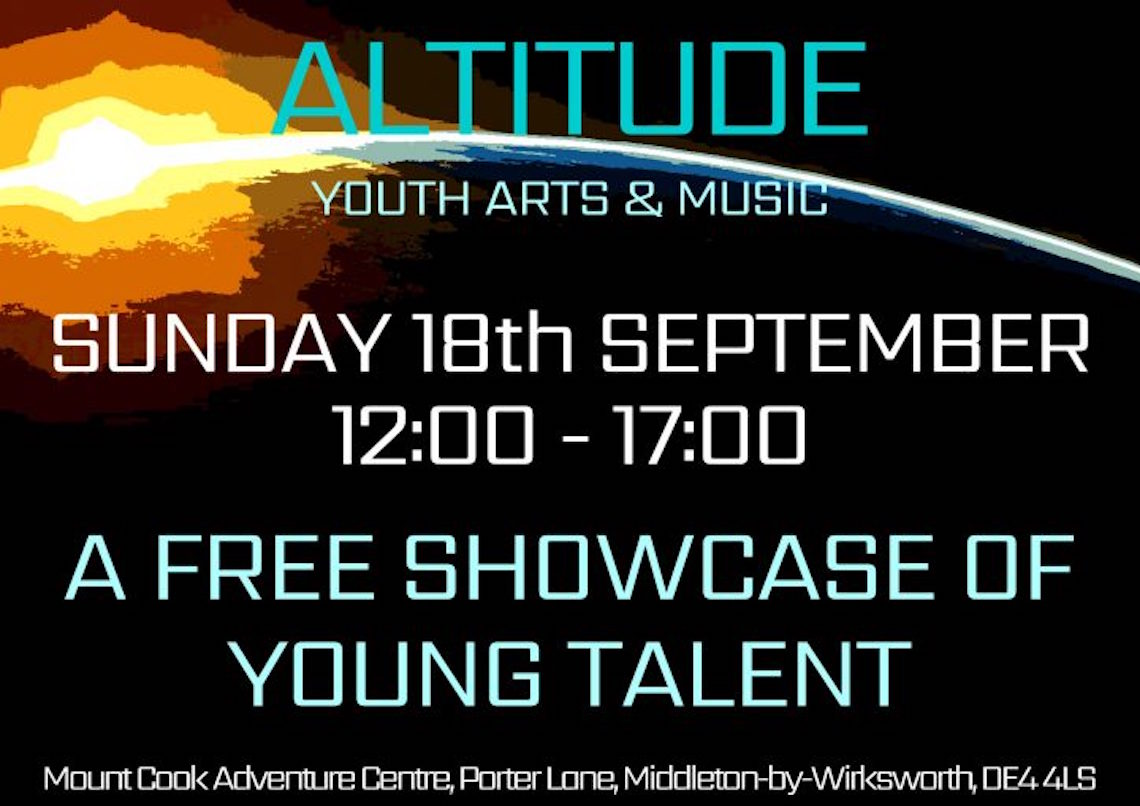 AltItude Youth Arts Fest