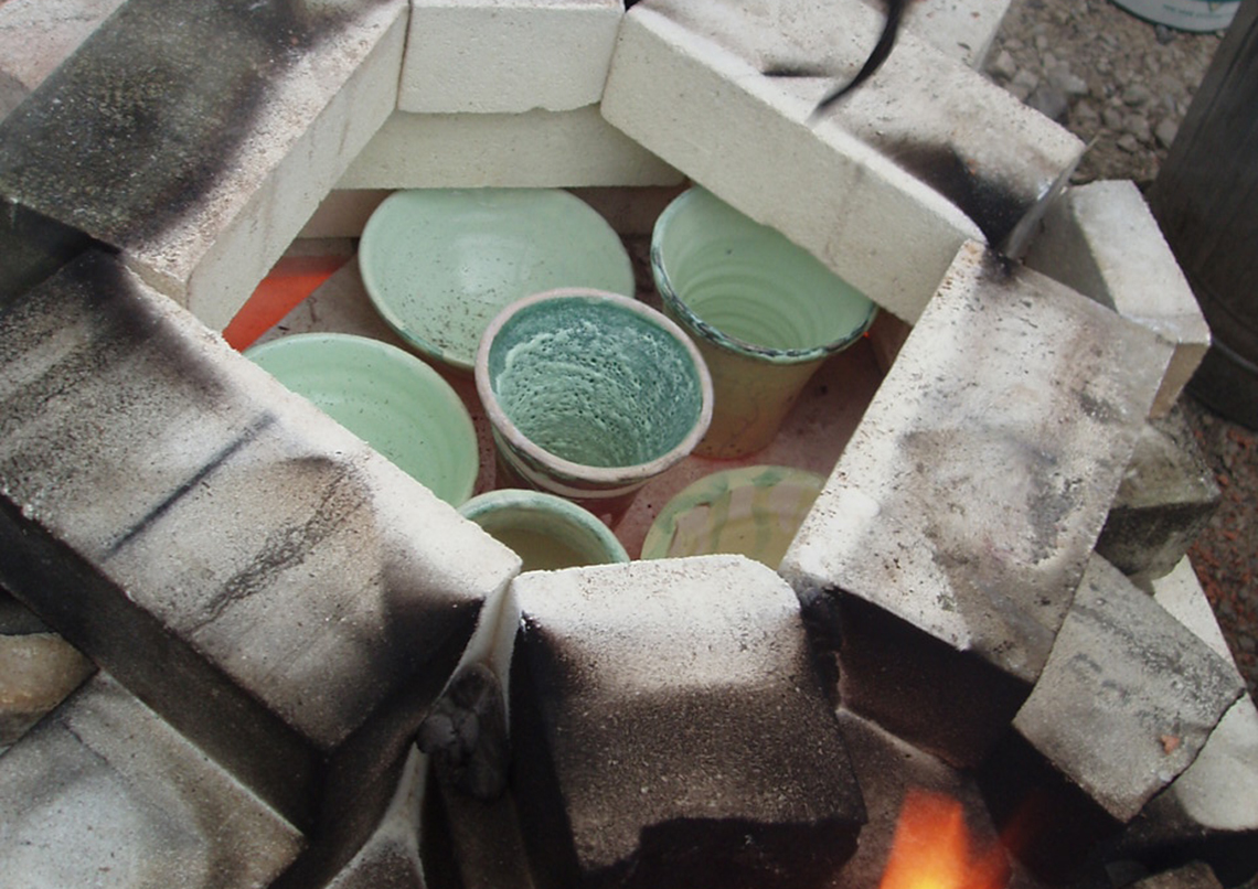 Pottery – Introduction to Raku