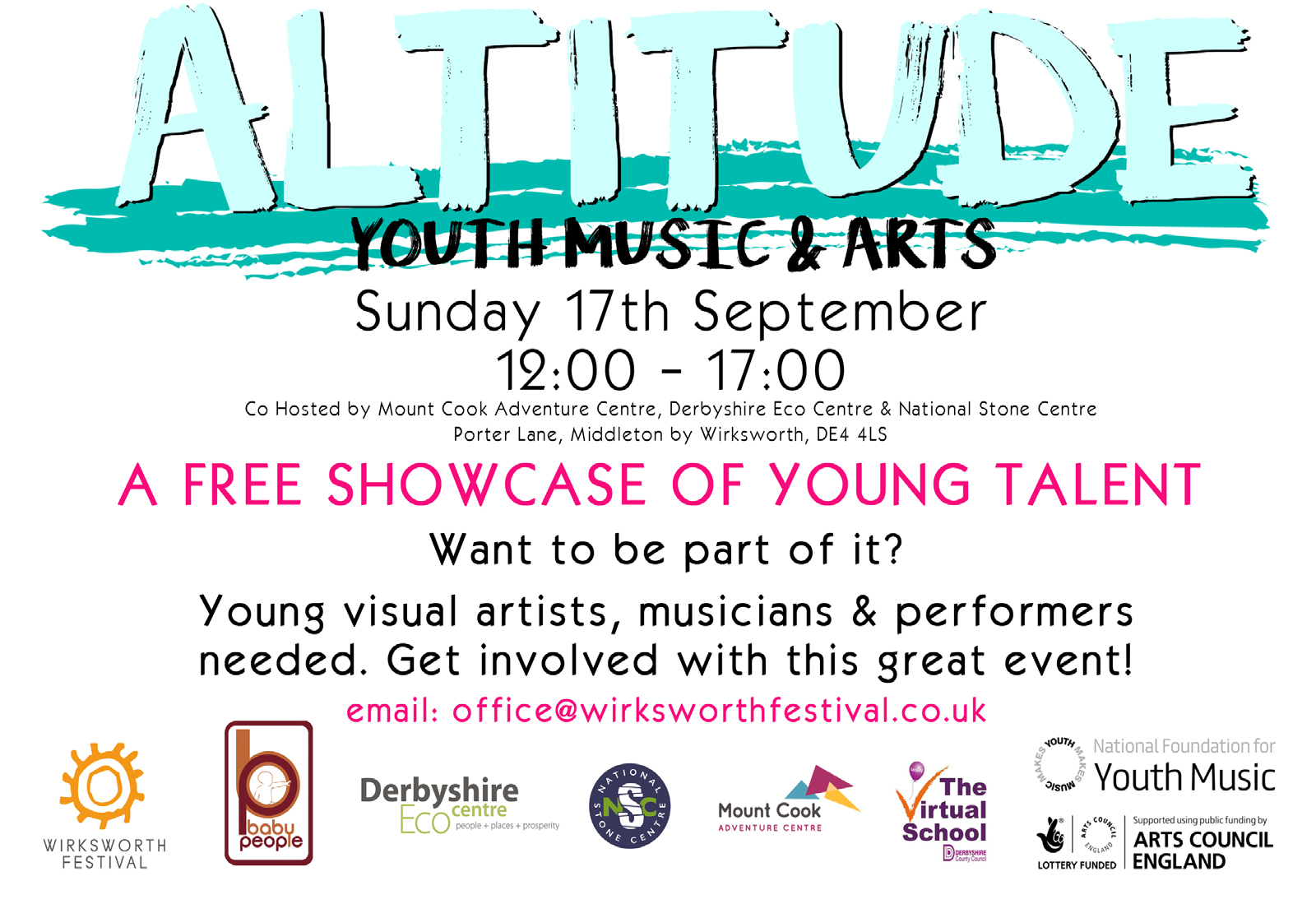 Altitude – Youth Music and Arts Festival