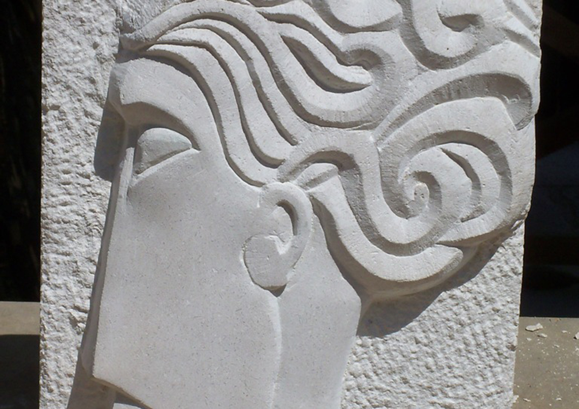 Decorative Stone Carving