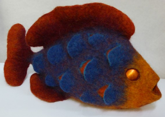 Fishy Felt Workshop