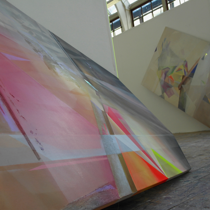 Semblance (Painting Installation)
