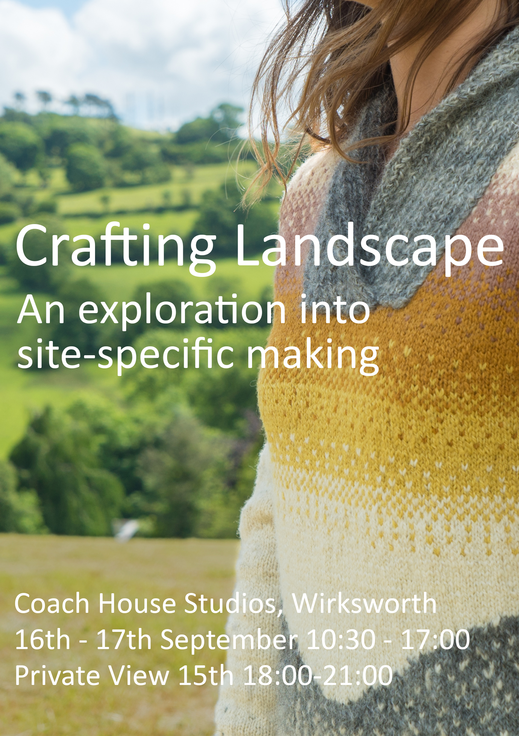 Crafting Landscape: An Exploration into Site-Specific Making