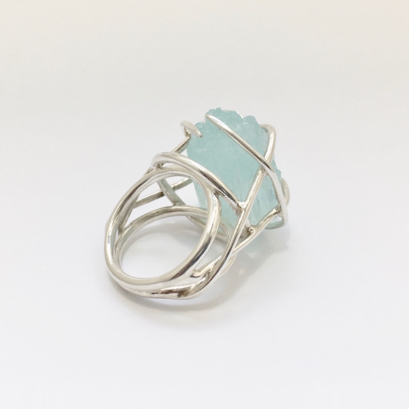 Mangrove Caged Ring