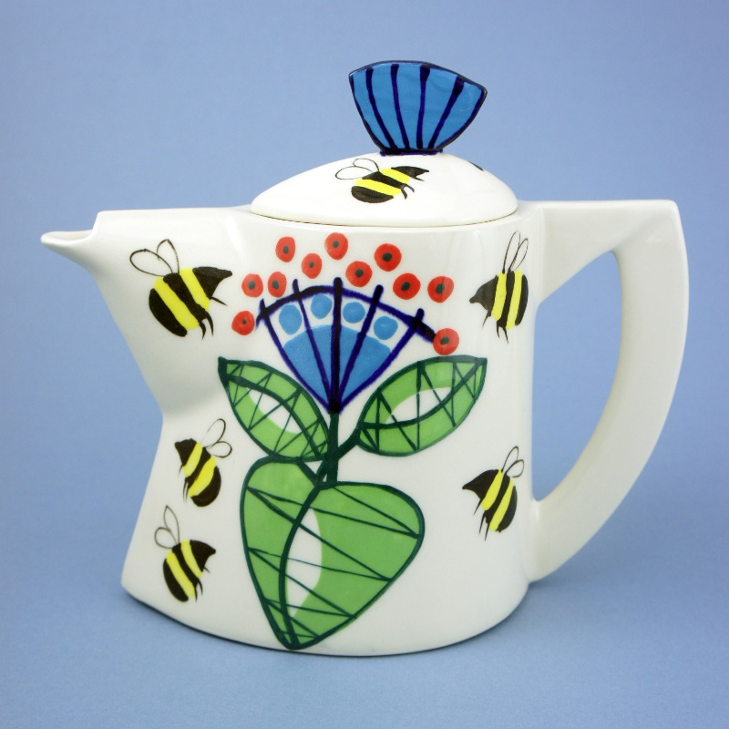 Bees small teapot