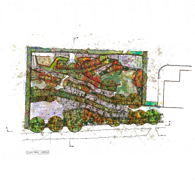 School Playground Plan