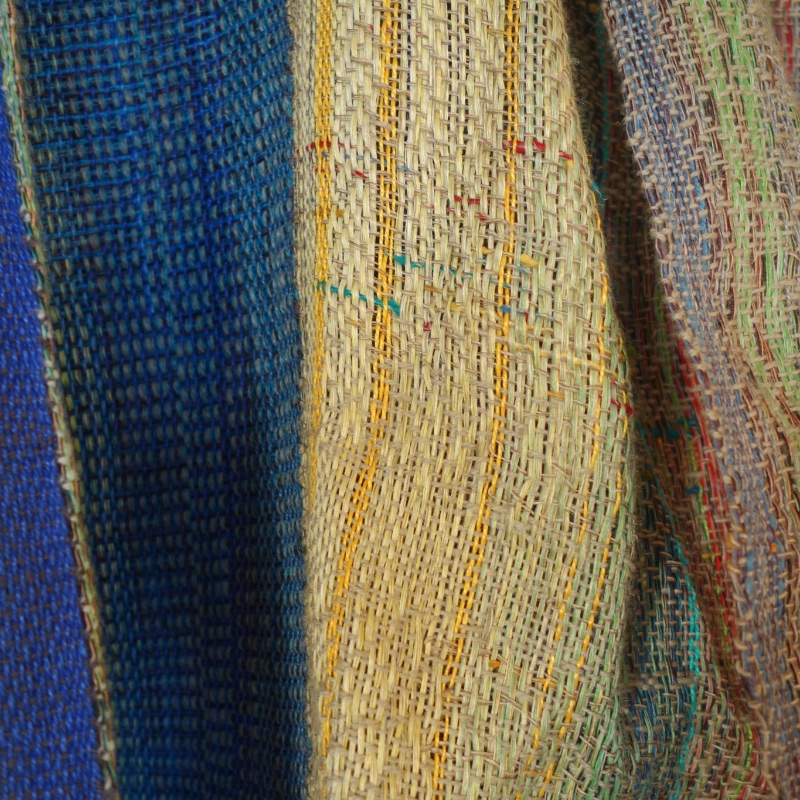 Jacket in colours of the costal landscape