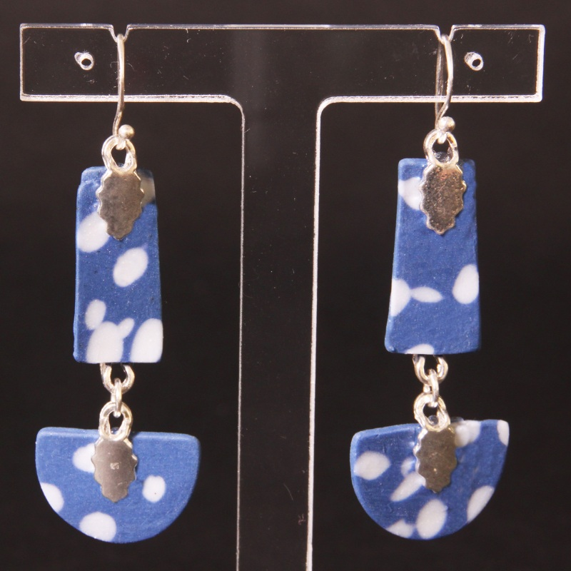 earrings - double