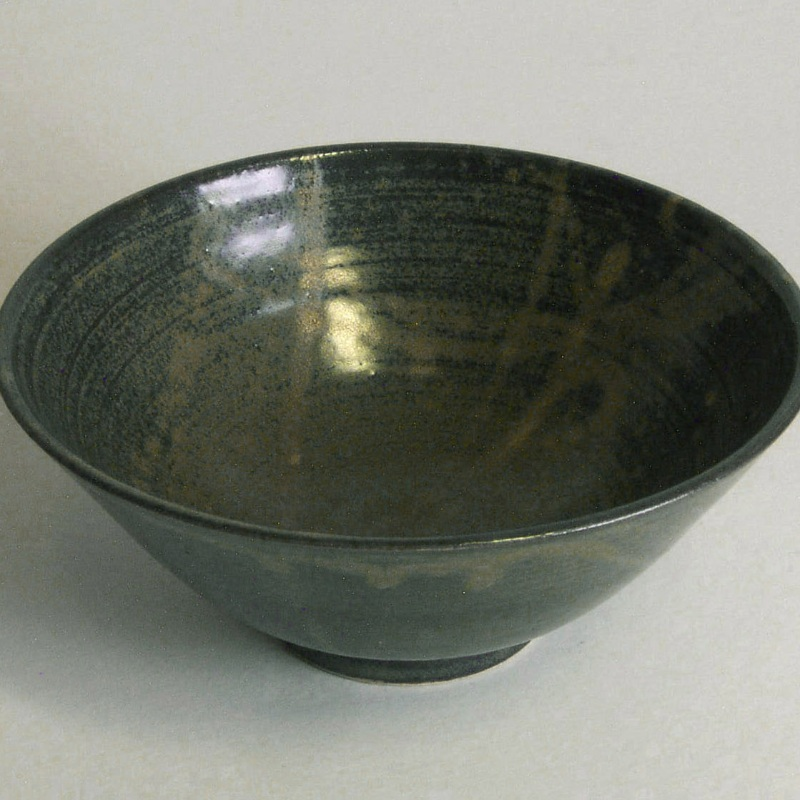 Bowl in Tea Dust glaze