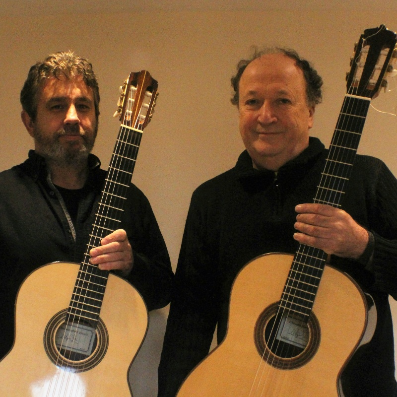 Spanish Guitar Music through the ages | Wirksworth Festival